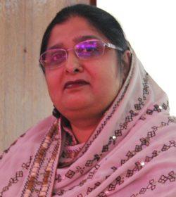 Dr. Abida Perveen Director SZIC